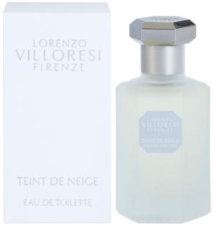 Lorenzo Villoresi Teint de Neige eau de toillete unisex