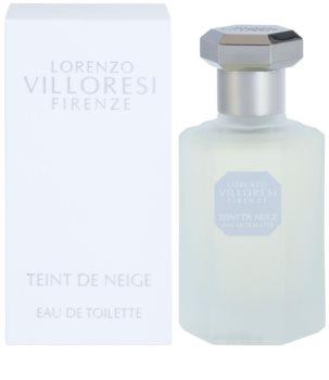 Lorenzo Villoresi Teint de Neige toaletná voda unisex