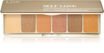 L.O.V. Eyeshadow Palette paletka očních stínů