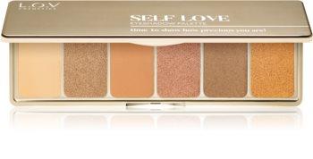 L.O.V. Eyeshadow Palette palette de fards à paupières