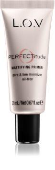 L.O.V. PERFECTitude Matte Foundation Primer