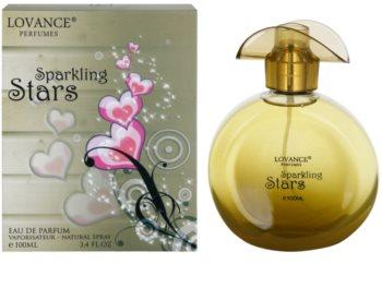 Lovance Sparkling Stars eau de parfum para mujer 100 ml