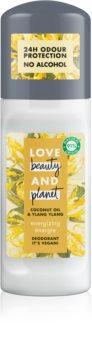 Love Beauty & Planet Energizing kuličkový deodorant roll-on