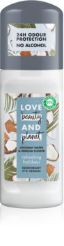 Love Beauty & Planet Refreshing deodorant roll-on