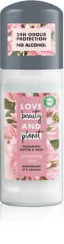 Love Beauty & Planet Pampering kuličkový deodorant roll-on