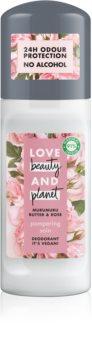 Love Beauty & Planet Pampering дезодорант roll-on