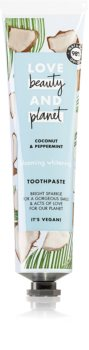 Love Beauty & Planet Blooming Whitening Organic Toothpaste