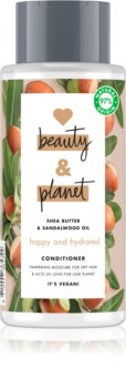 Love Beauty & Planet Happy and Hydrated feuchtigkeitsspendender Conditioner für trockenes Haar