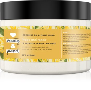 Love Beauty & Planet Hope and Repair Regenerating Mask For Damaged Hair