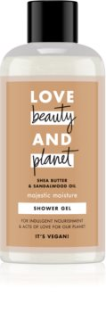 Love Beauty & Planet Majestic Moisture Cremet brusegel