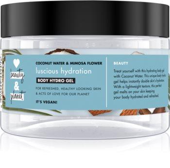 Love Beauty & Planet Luscious Hydration hydratační tělový gel
