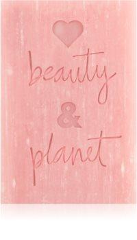 Love Beauty & Planet Bountiful Bouquet čisticí tuhé mýdlo
