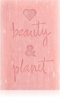 Love Beauty & Planet Bountiful Bouquet tisztító kemény szappan