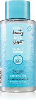 Love Beauty & Planet Oceans Edition Marine Moisture hydratační šampon