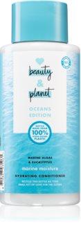 Love Beauty & Planet Oceans Edition Marine Moisture feuchtigkeitsspendender Conditioner