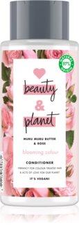 Love Beauty & Planet Blooming Colour balsam pentru păr vopsit