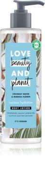 Love Beauty & Planet Luscious Hydration lait corporel hydratant