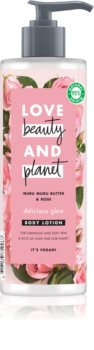 Love Beauty & Planet Delicious Glow хидратиращо мляко за тяло