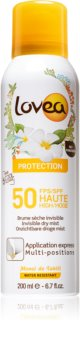 Lovea Protection мъгла за тен в спрей SPF 50