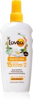 Lovea Protection защитно мляко SPF 15