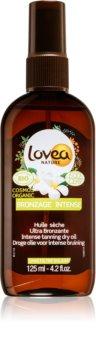 Lovea Nature сухо олио за интензивен загар