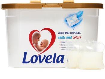 Lovela White and Colors Waschkapseln