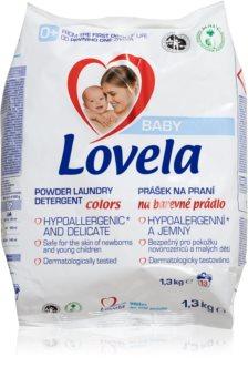 Lovela Color прах за пране за цветно пране