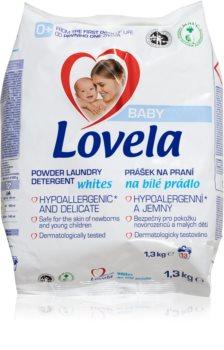 Lovela White прах за пране за бяло пране