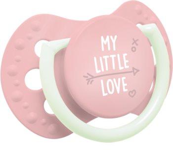 LOVI My Little Love 0-2m smoczek Girl
