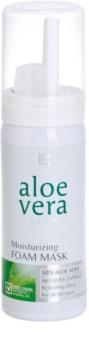 LR Aloe Vera Face Care máscara de espuma refrescante para uma máxima hidratação