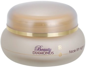 LR Beauty Diamonds creme de noite com efeito lifting