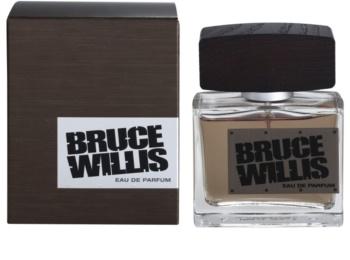 LR Bruce Willis Eau de Parfum para homens 50 ml
