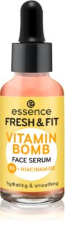 Essence Fresh & Fit Vitamin Bomb hydratační sérum s vitamíny