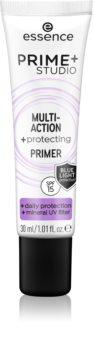 Essence PRIME + STUDIO védő sminkalap a make-up alá SPF 15