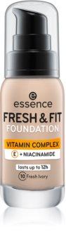 Essence Fresh & Fit folyékony make-up