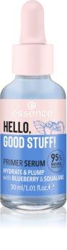 Essence Hello, Good Stuff! Blueberry & Squalane hydratisierendes Serum