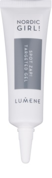 Lumene Nordic Girl! Spot Zap! gel para tratamento local do acne