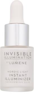 Lumene Invisible Illumination rozświetlacz do twarzy i okolic oczu