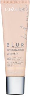 Lumene Nordic Chic Blur maquillaje de larga duración para todo tipo de piel SPF 15