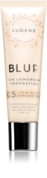 Lumene Blur 16h Longwear Foundation langanhaltende Make-up Foundation LSF 15