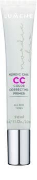 Lumene Nordic Chic CC Primer pentru a lumina si unifica tenul