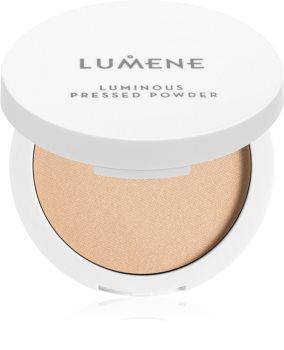 Lumene Luminous Pressed Powder poudre illuminatrice
