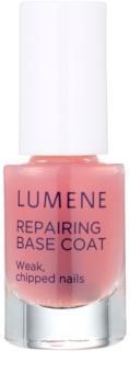 Lumene Gloss & Care base de esmalte de uñas