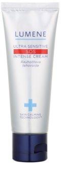 Lumene Ultra Sensitive SOS crema intensiva para calmar y fortalecer pieles sensibles