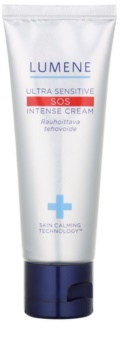 Lumene Ultra Sensitive SOS creme intensivo  para apaziguamento e reforçamento da pele sensível