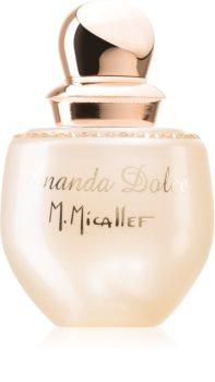 M. Micallef Ananda Dolce Eau de Parfum hölgyeknek