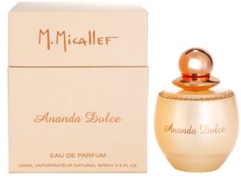 M. Micallef Ananda Dolce Eau de Parfum Naisille