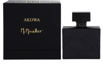 M. Micallef Akowa eau de parfum para homens