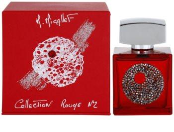 M. Micallef Collection Rouge N°2 eau de parfum para mujer