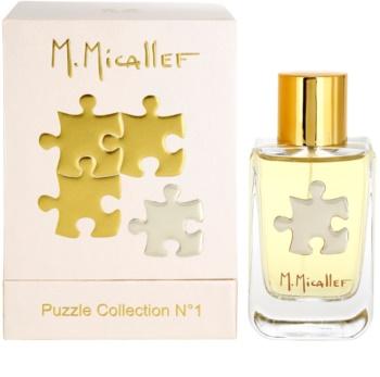 M. Micallef Puzzle Collection N°1 eau de parfum para mulheres